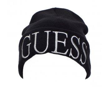Guess čepice AW7871WOL01 Black
