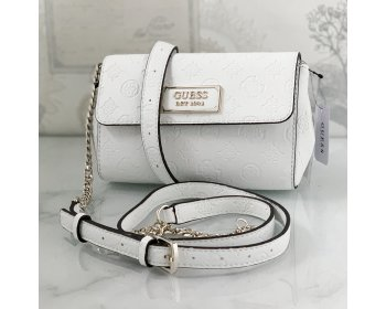 Guess Logo love crossbody & ledvinka