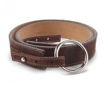 Gant kožený pásek brown