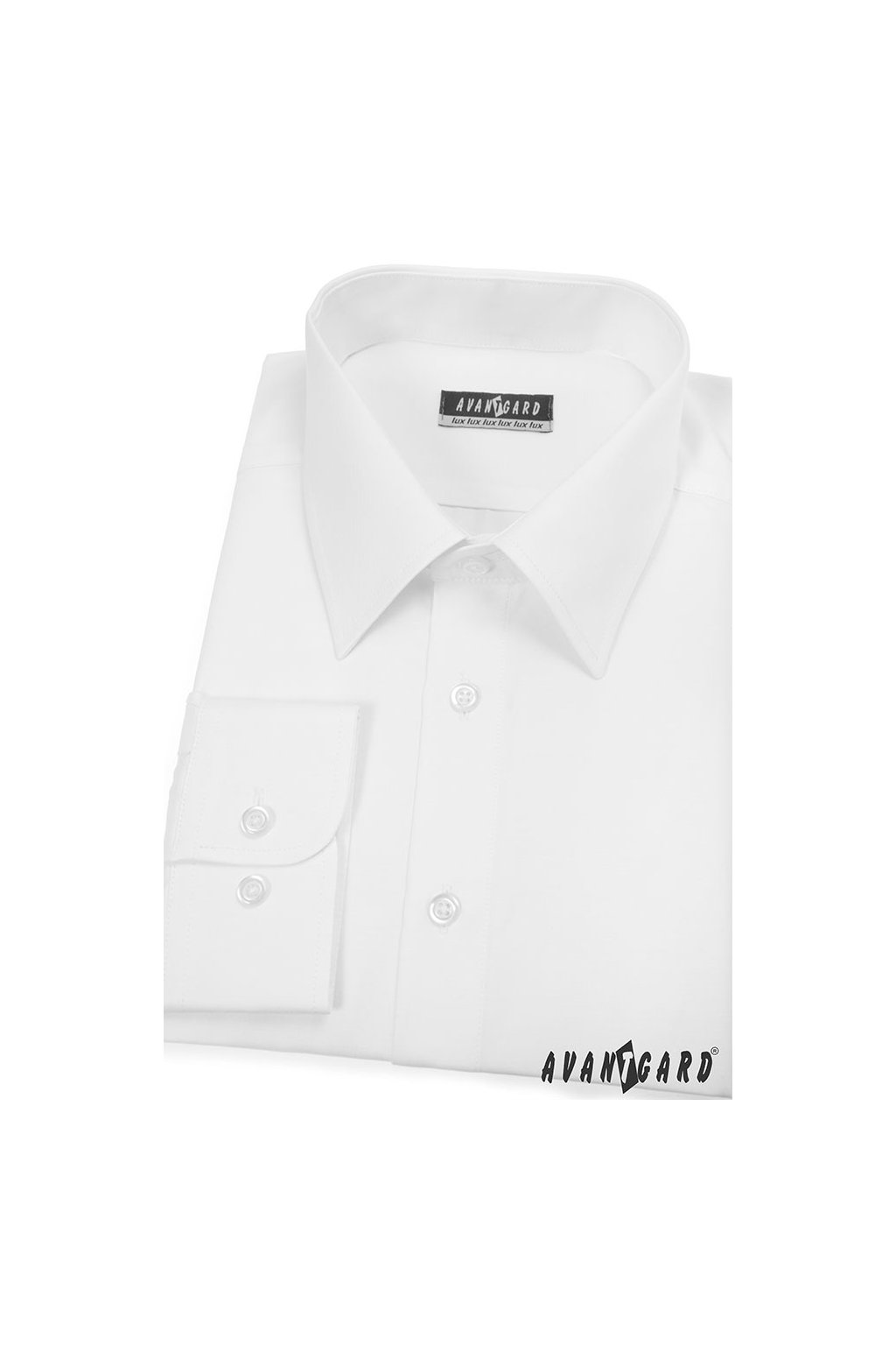 Pánská košile bílá 511 - 1
