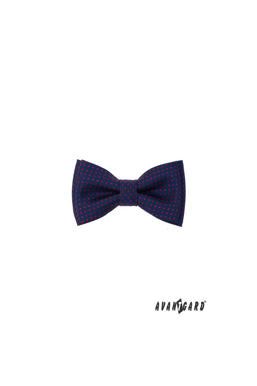 Motýlek MINI modrá 531 - 22057