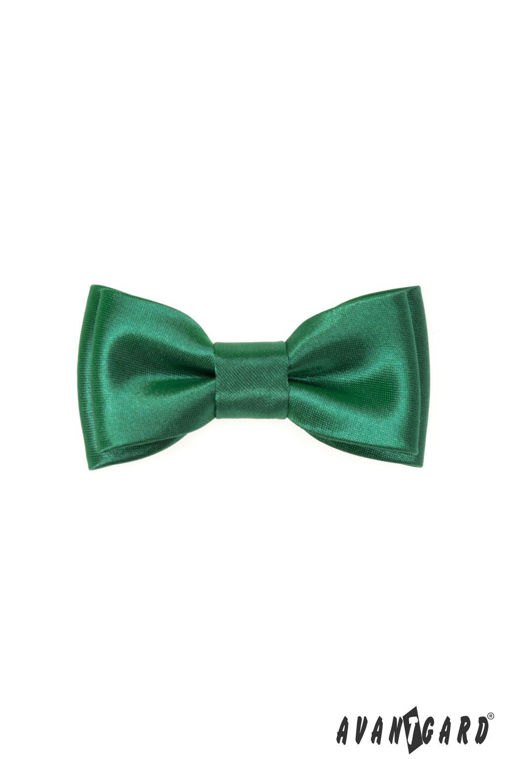 Motýlek MINI zelená 531 - 9023