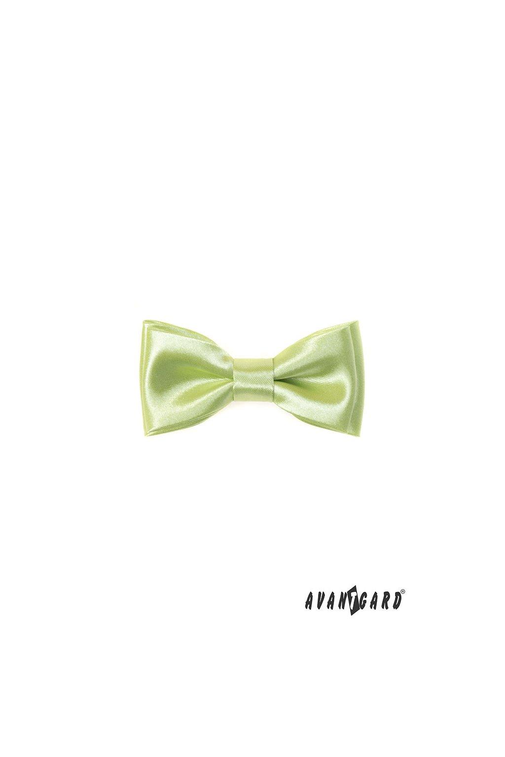 Motýlek MINI limetková 531 - 9045