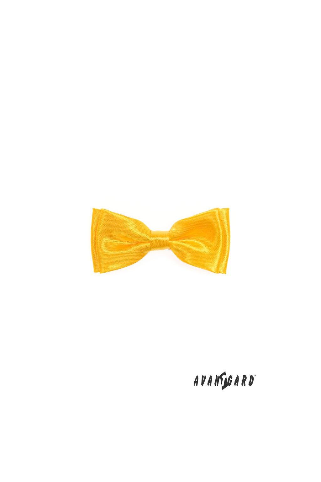 Chlapecký motýlek žlutý 533 - 770