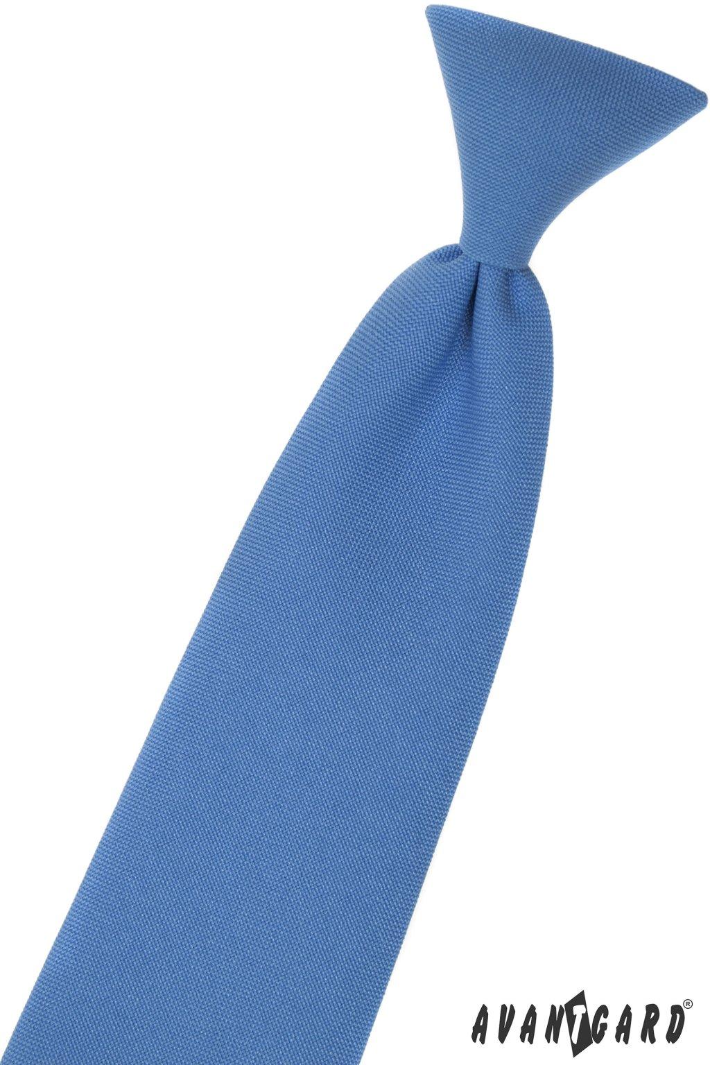 Chlapecká kravata modrá 548 - 9851