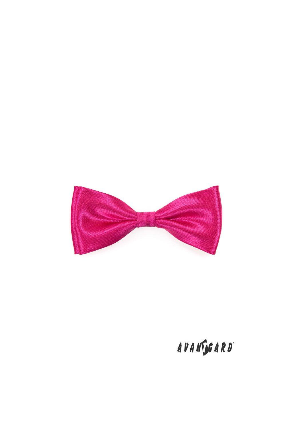Pánský motýlek růžový 553 - 756