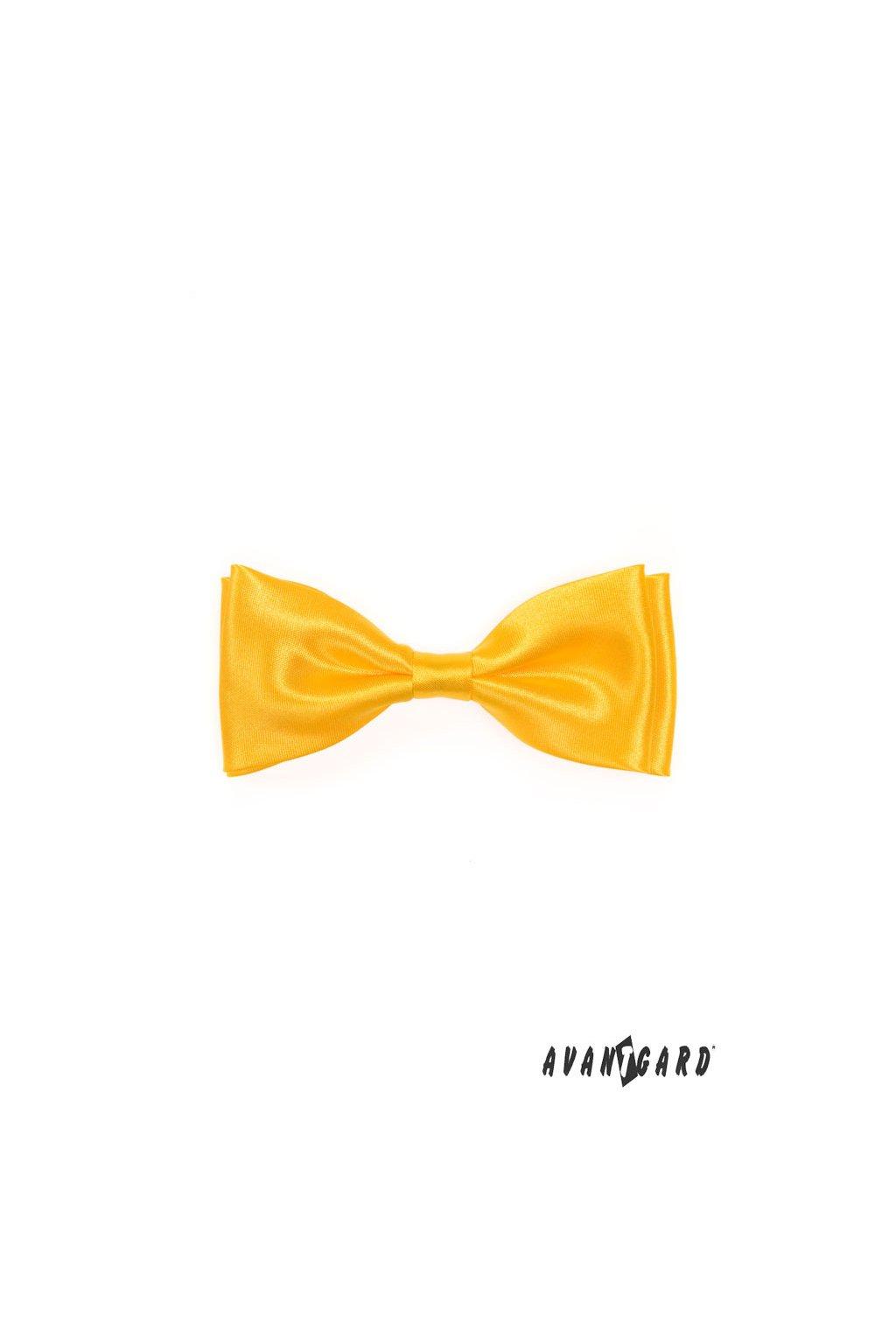 Pánský motýlek žlutý 553 - 770