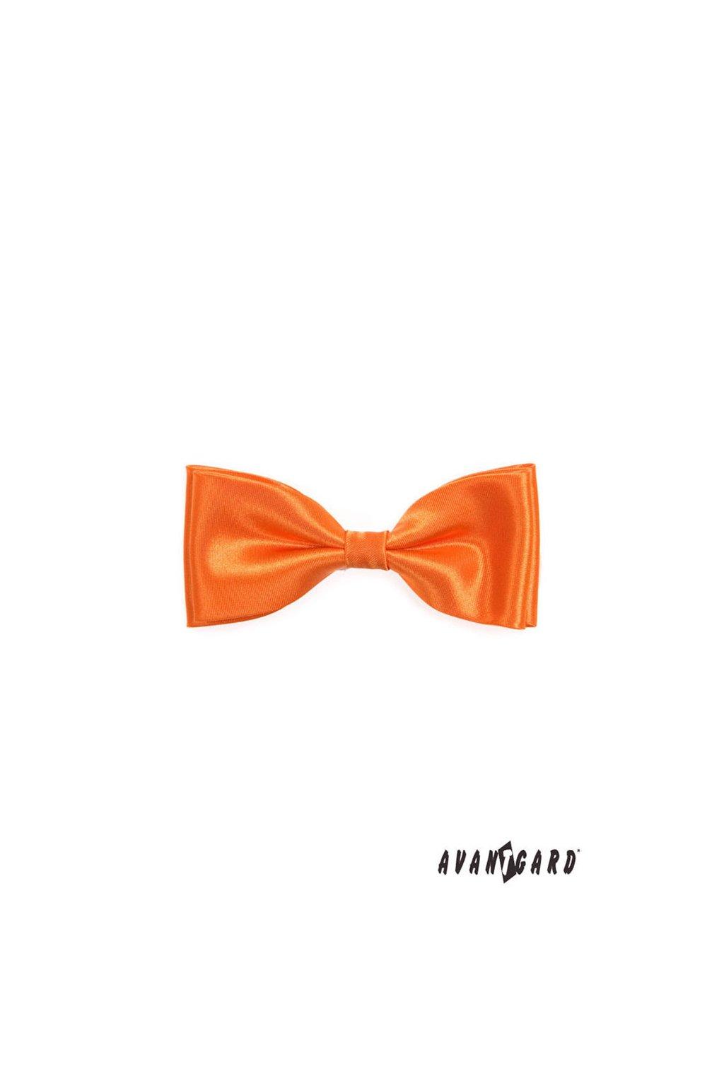 Pánský motýlek oranžový 553 - 783
