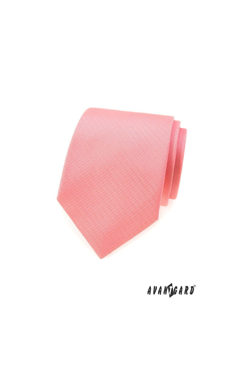 Lososová světlá kravata 559 - 355