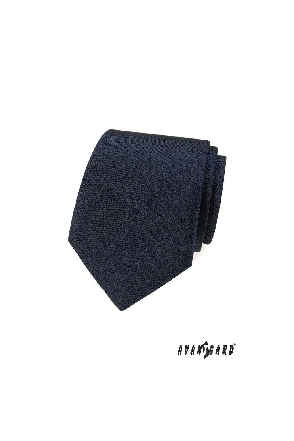 Modrá kravata 559 - 375