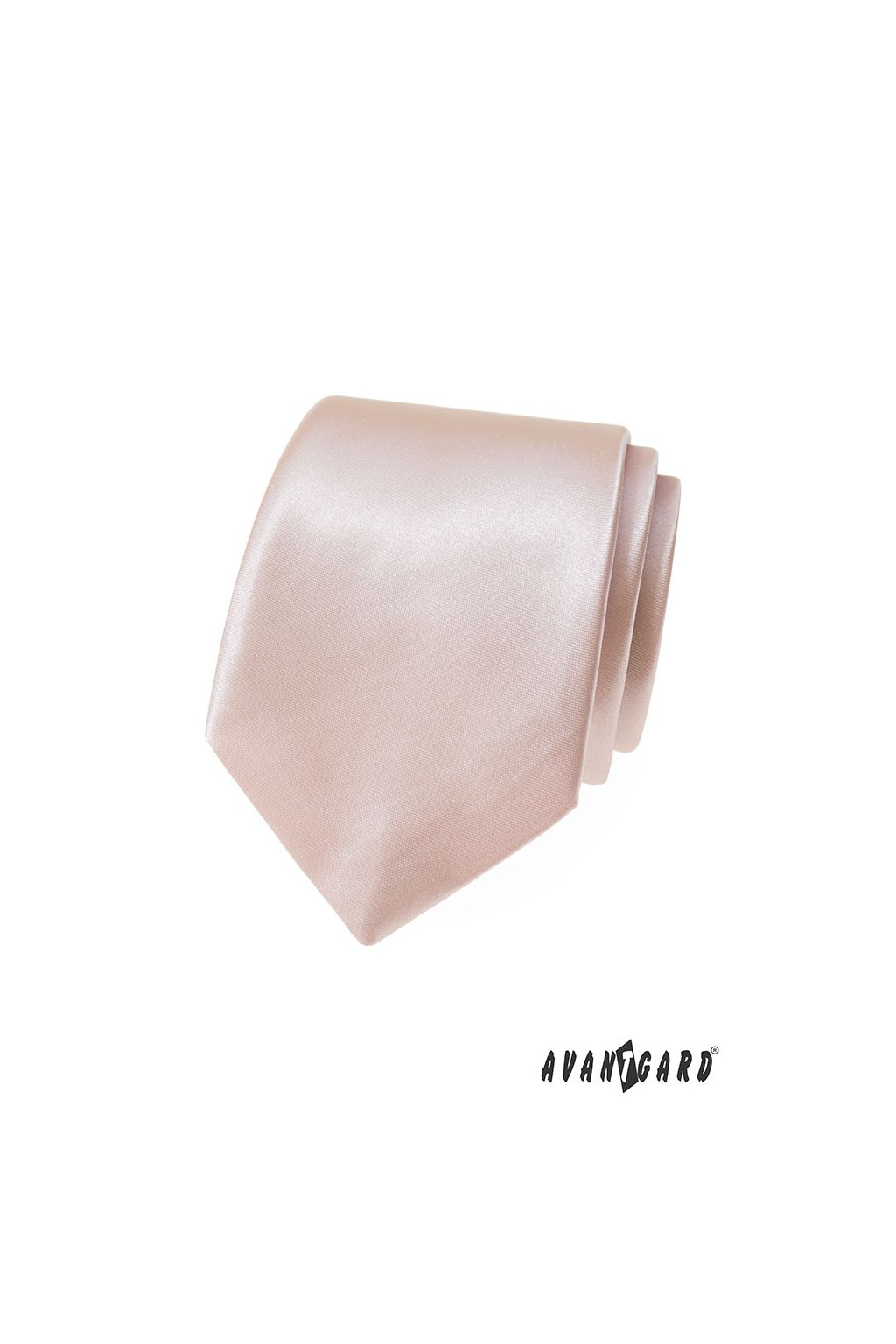 Pudrová kravata 559 - 729