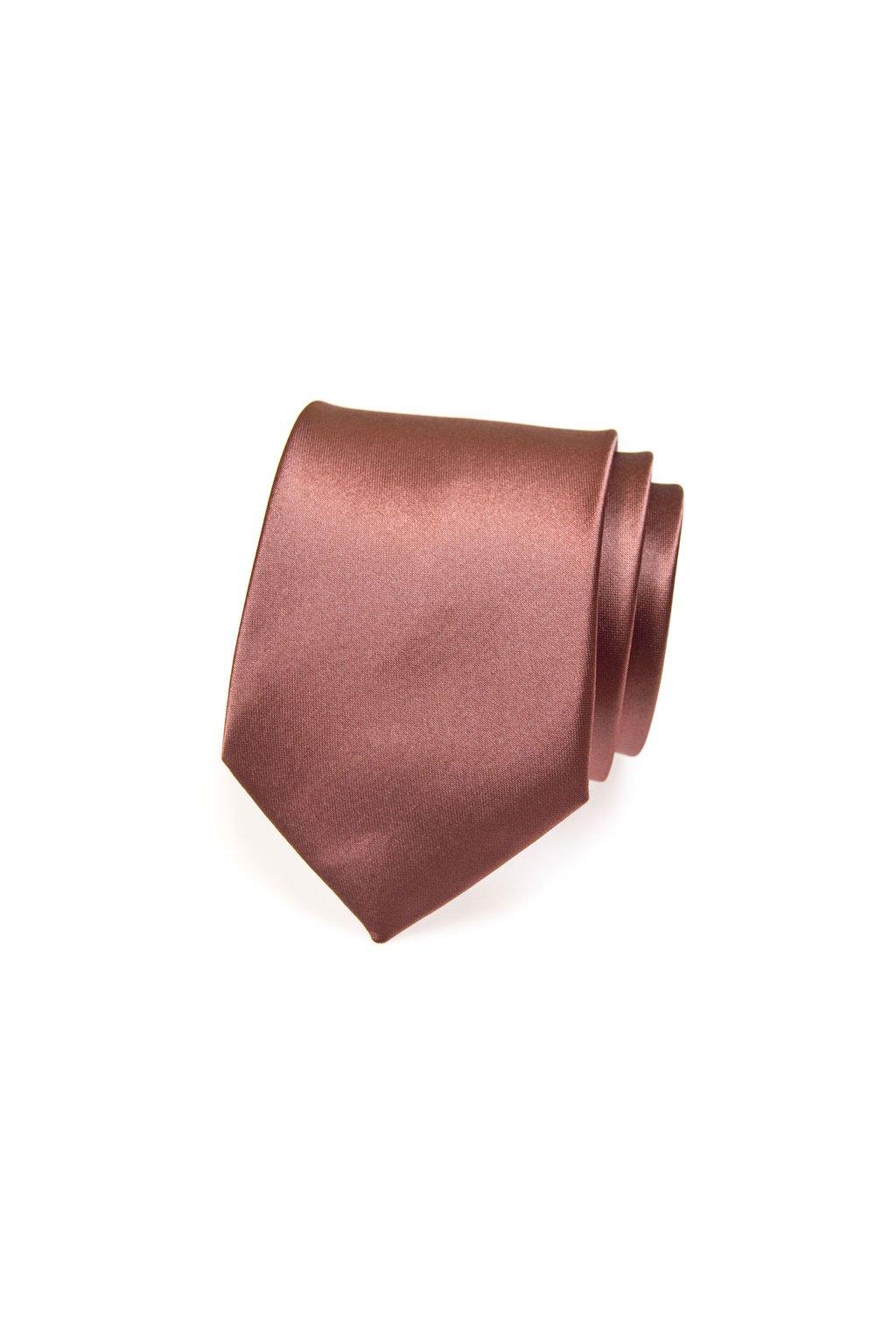 Hnědá kravata 559 - 794