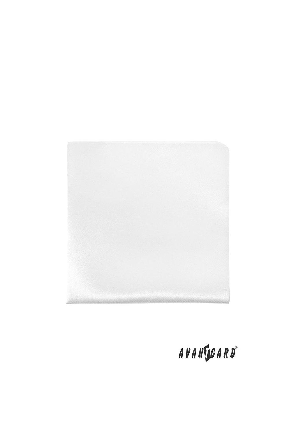 Kapesníček do saka bílá 582 - 9019