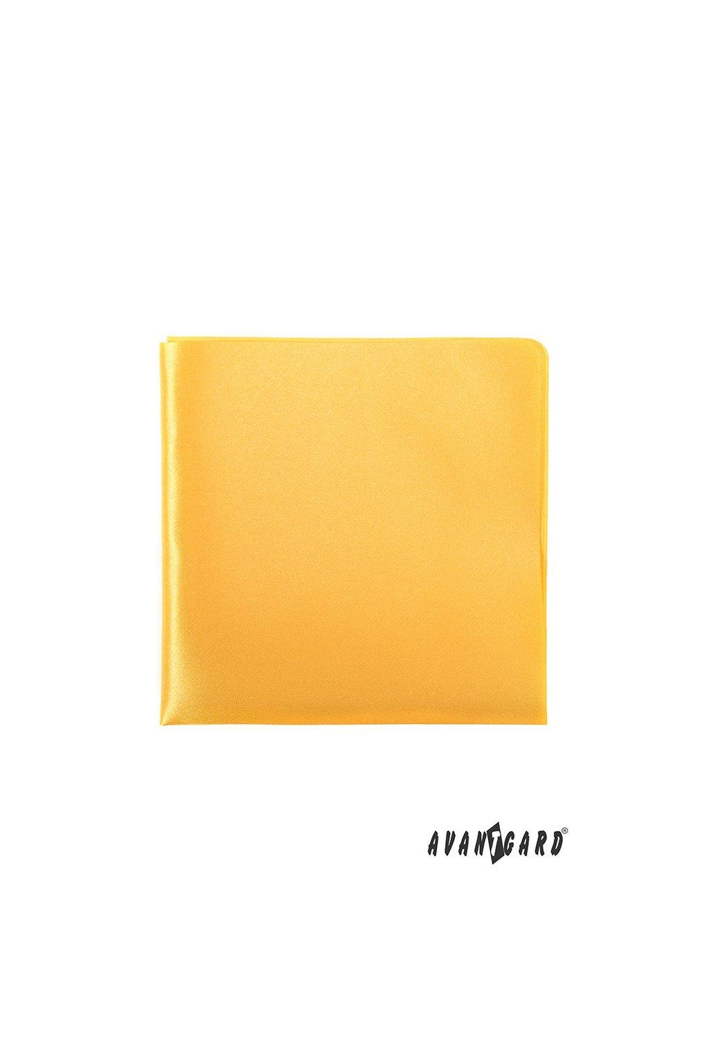 Kapesníček do saka žlutá 582 - 9027