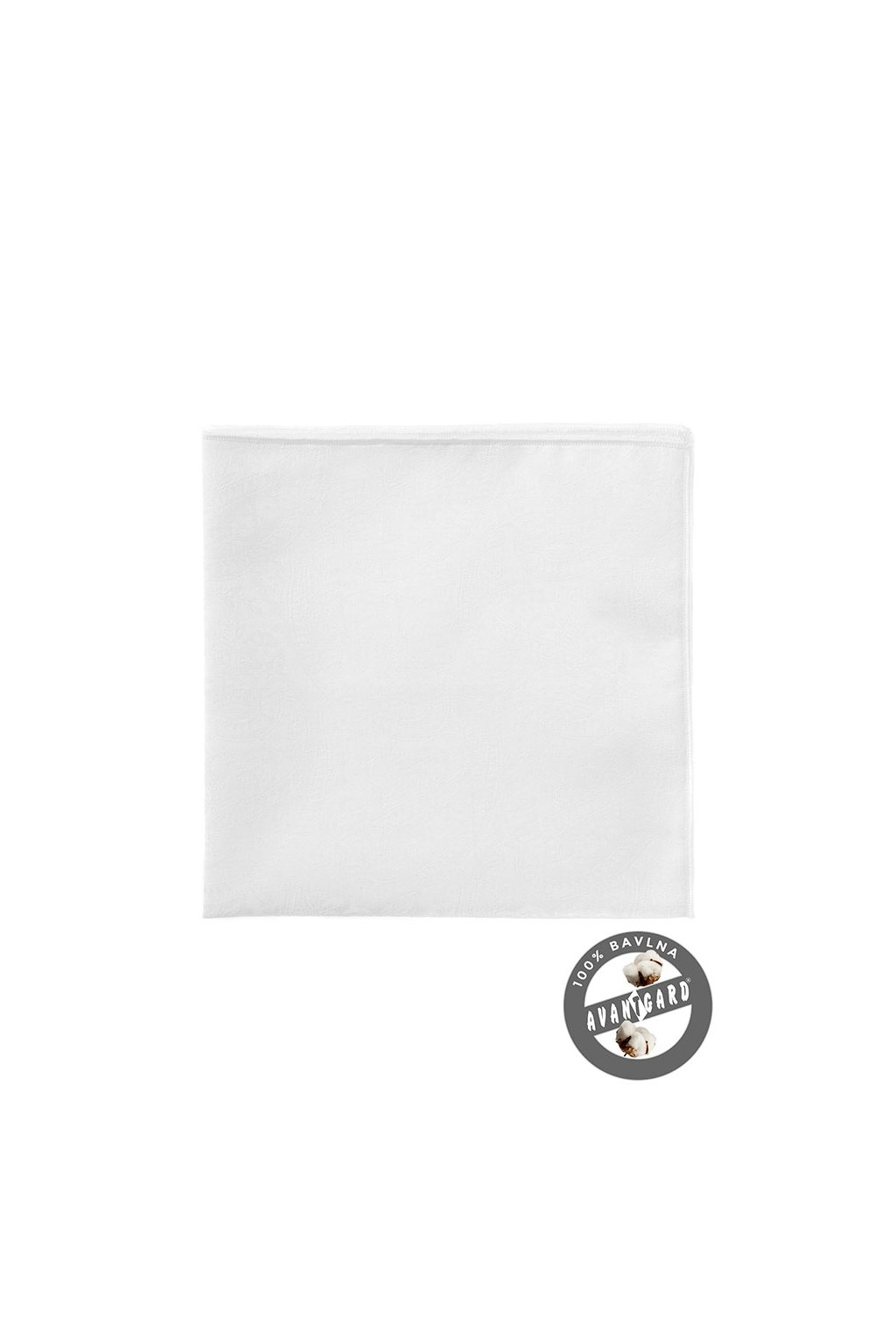 Kapesníček do saka LUX bílá 583 - 5183