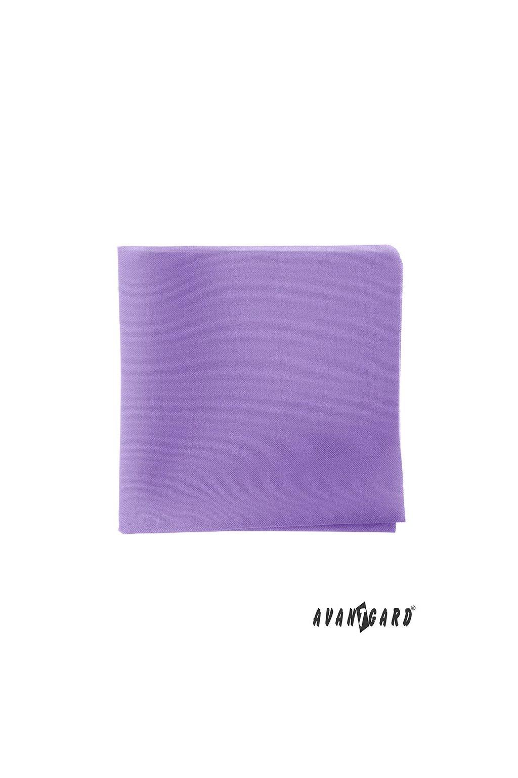 Kapesníček do saka LUX lila 583 - 9838