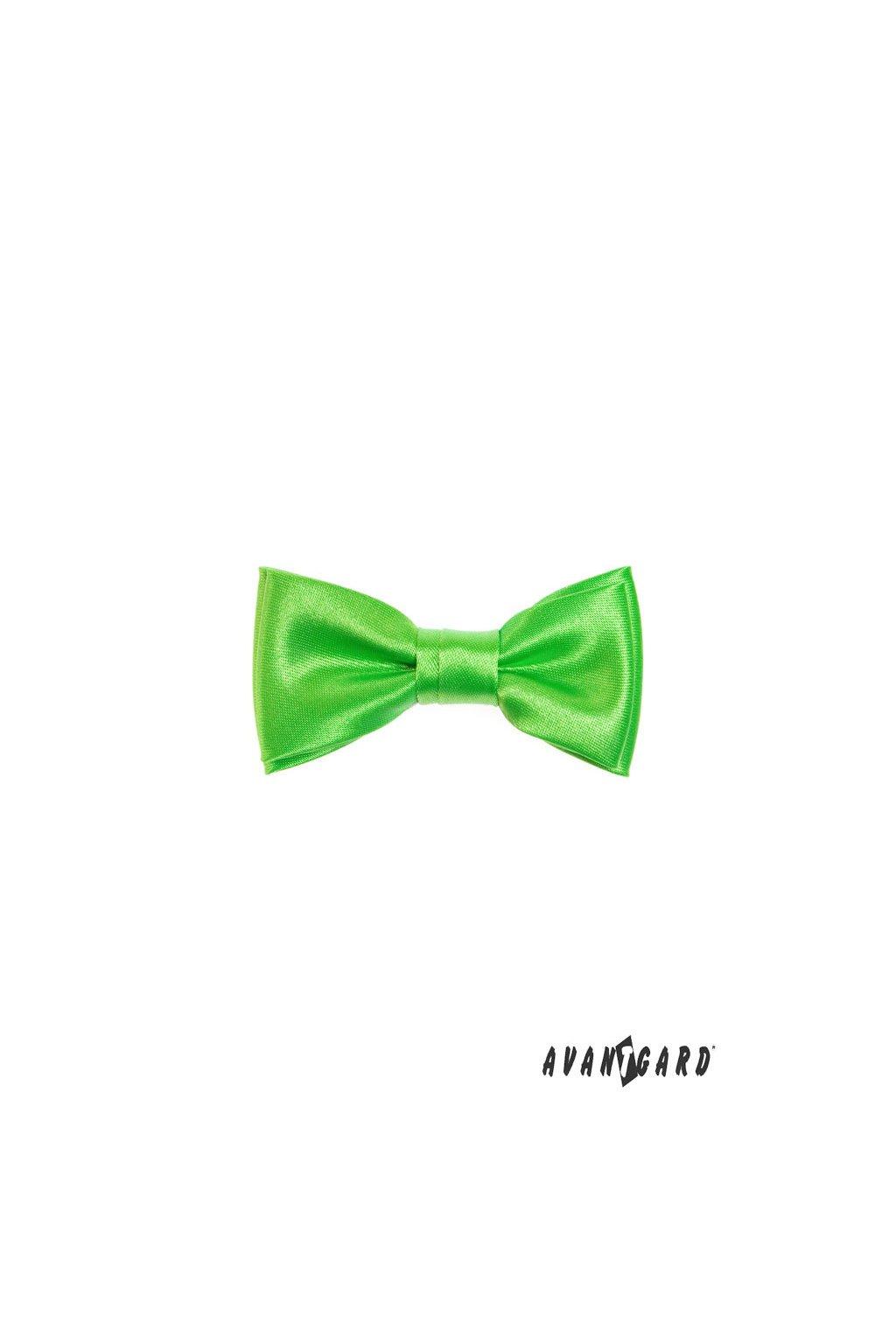 Motýlek MINI zelená 5319026