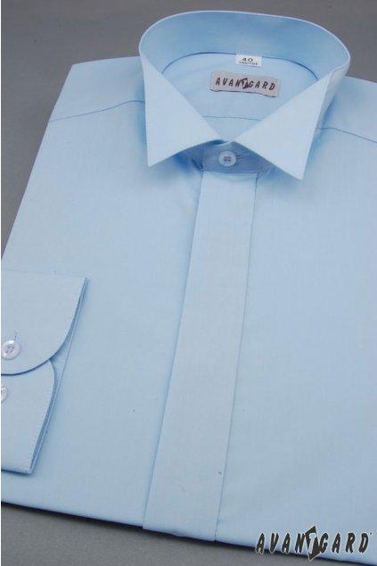Pánská košile FRAKOVKA bílá 454 - 15