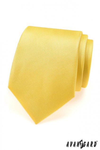 Žlutá kravata 559 - 490