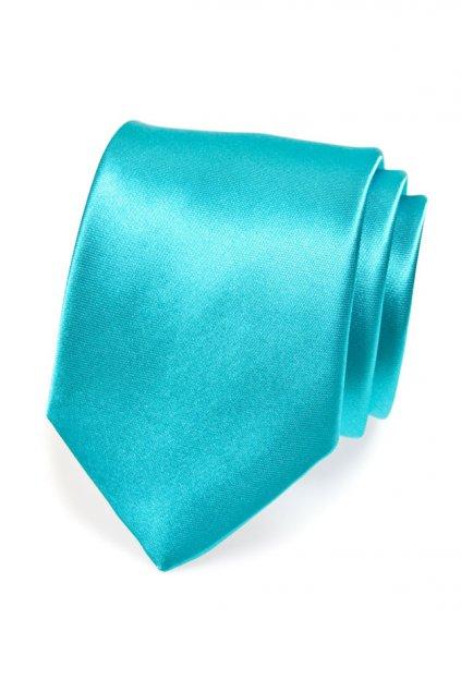 Tyrkysová kravata 559 - 741