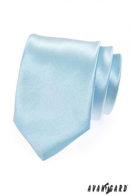Světle modrá kravata 559 - 764