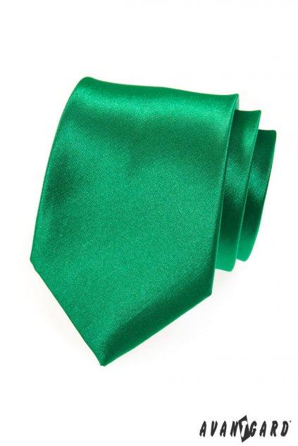 Tmavě zelená kravata 559 - 795