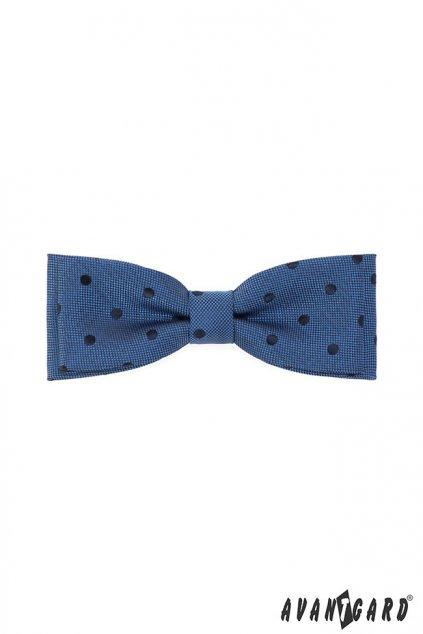 Motýlek KLASIK modrá 576 - 22046
