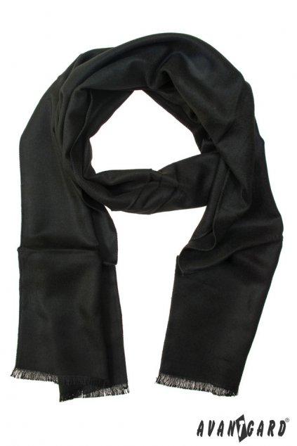Šála černá 957 - 01475
