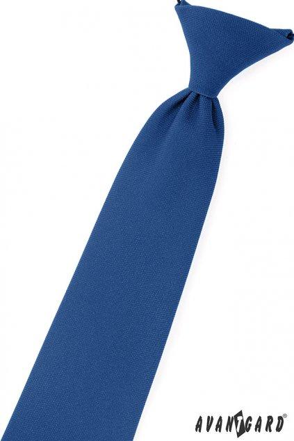 Chlapecká kravata modrá 558 - 9837