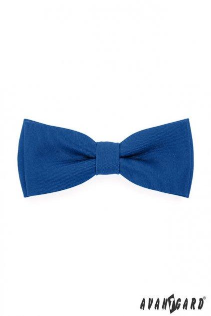 Motýlek s kapesníčkem modrá 575 - 9837