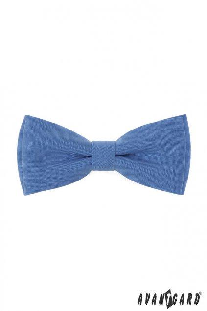 Motýlek s kapesníčkem modrá 575 - 9851