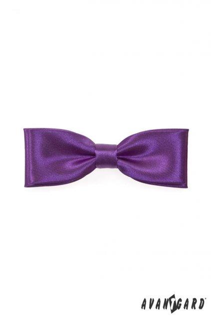 Pánský motýlek fialový 576 - 9017