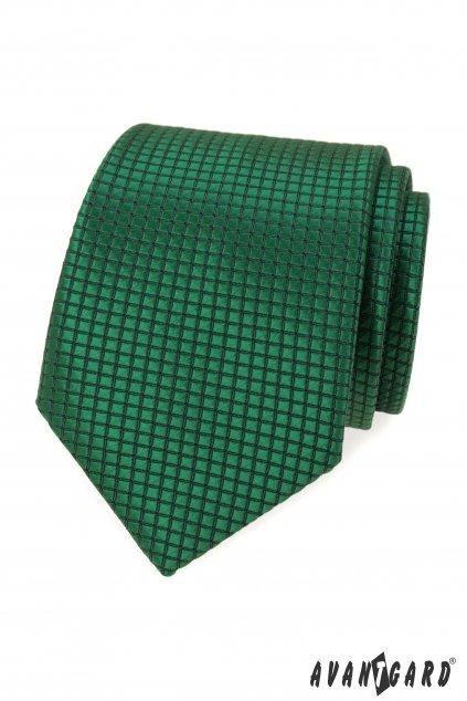 Kravata zelená 559 - 385