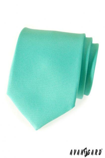 Mátová kravata matná 559 - 7939