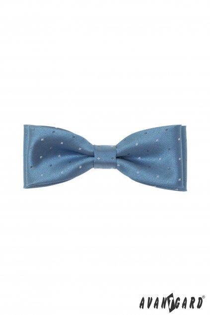 Motýlek KLASIK modrá 576 - 22076