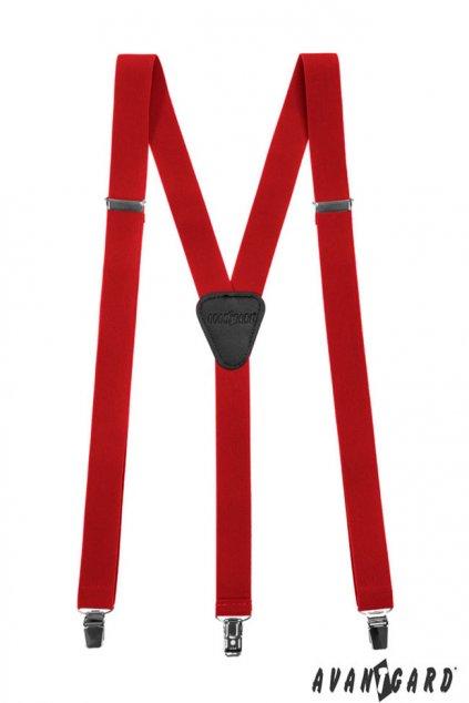 Červené šle Y na klipy 867 - 1223