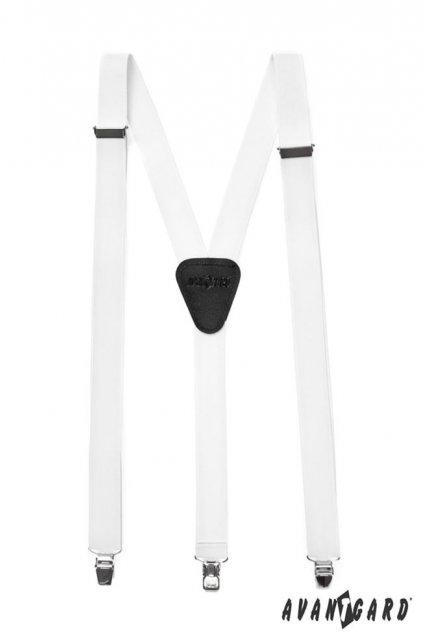 Bílé šle Y na klipy 867 - 123