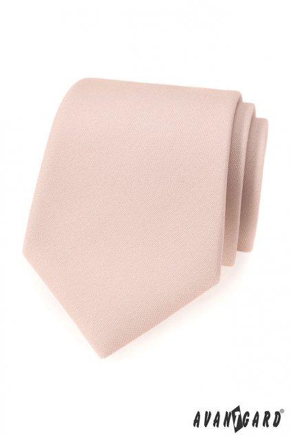 Ivory luxusní kravata matná 561 - 9832