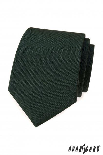 Kravata LUX zelená 561 - 9860