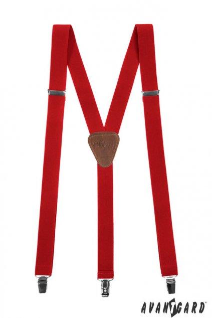 Červené šle Y na klipy 867 - 1263