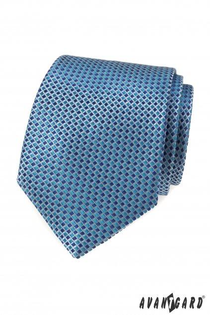 Kravata modrá 559 - 397