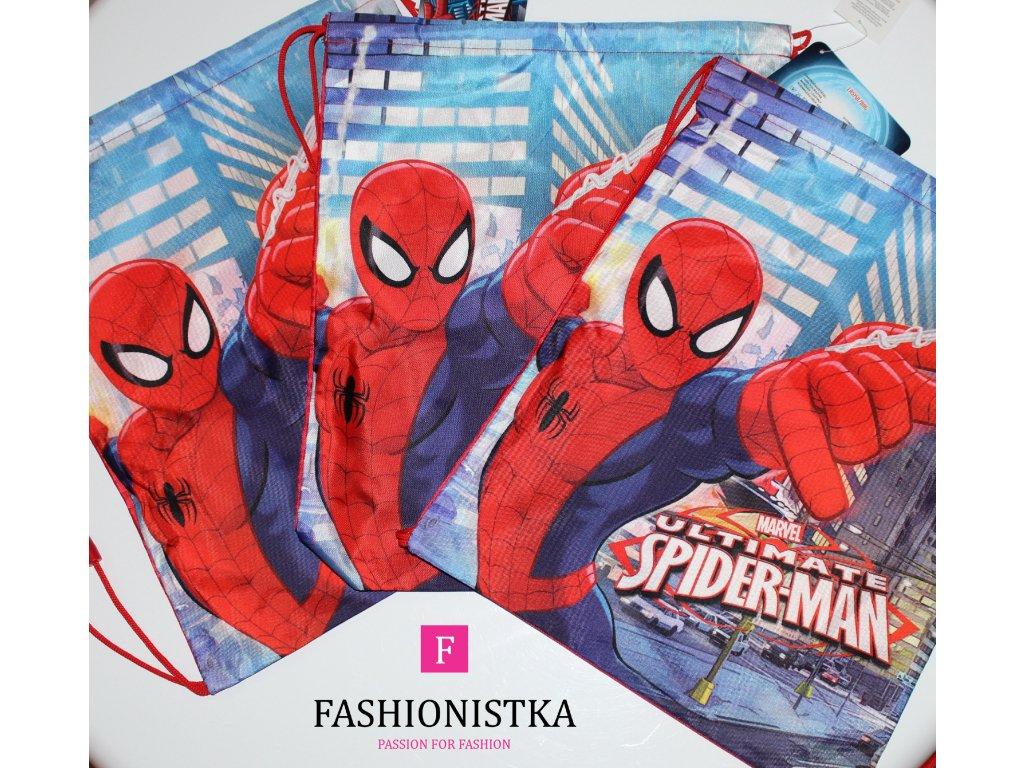 SPIDERMAN pytlový batoh
