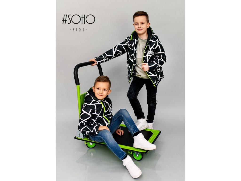 SOHO kids přechodní bunda