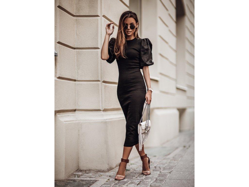 Fashionistka: ŠATY COCOMORE černé