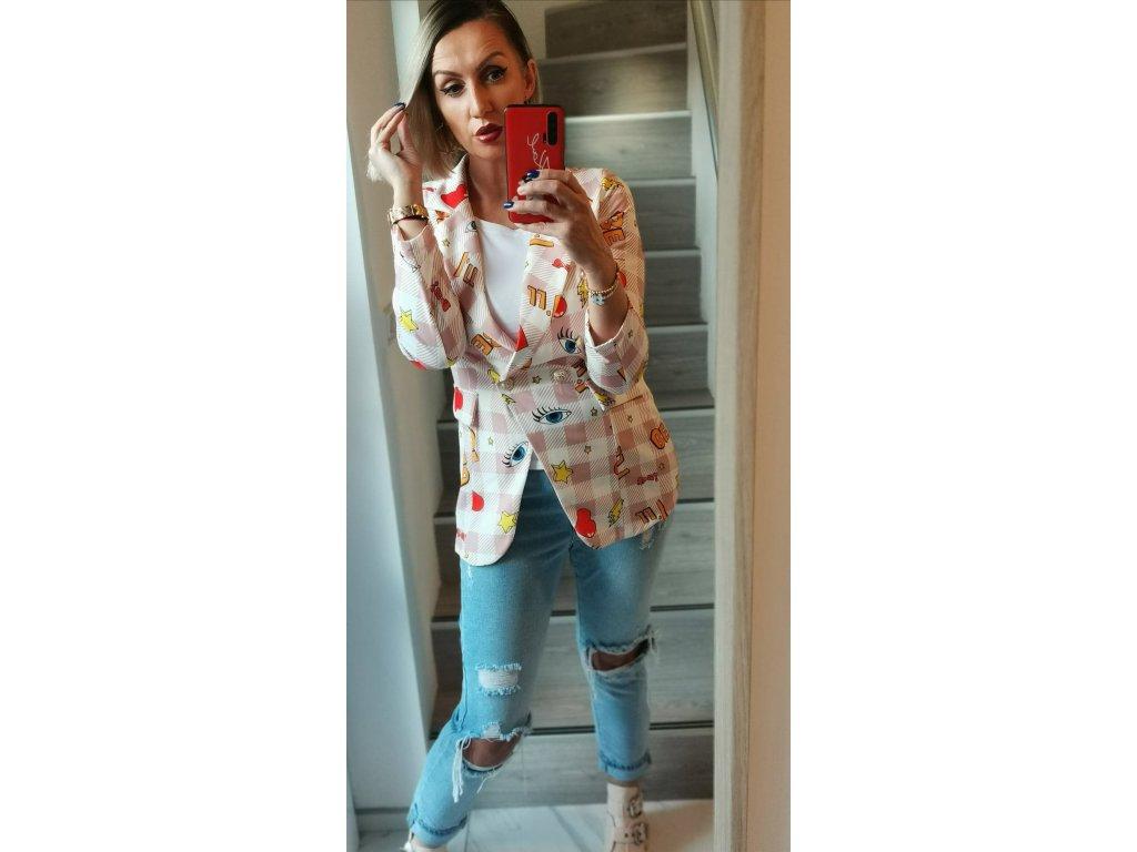 Fashionistka: SAKO barevné BE béžové