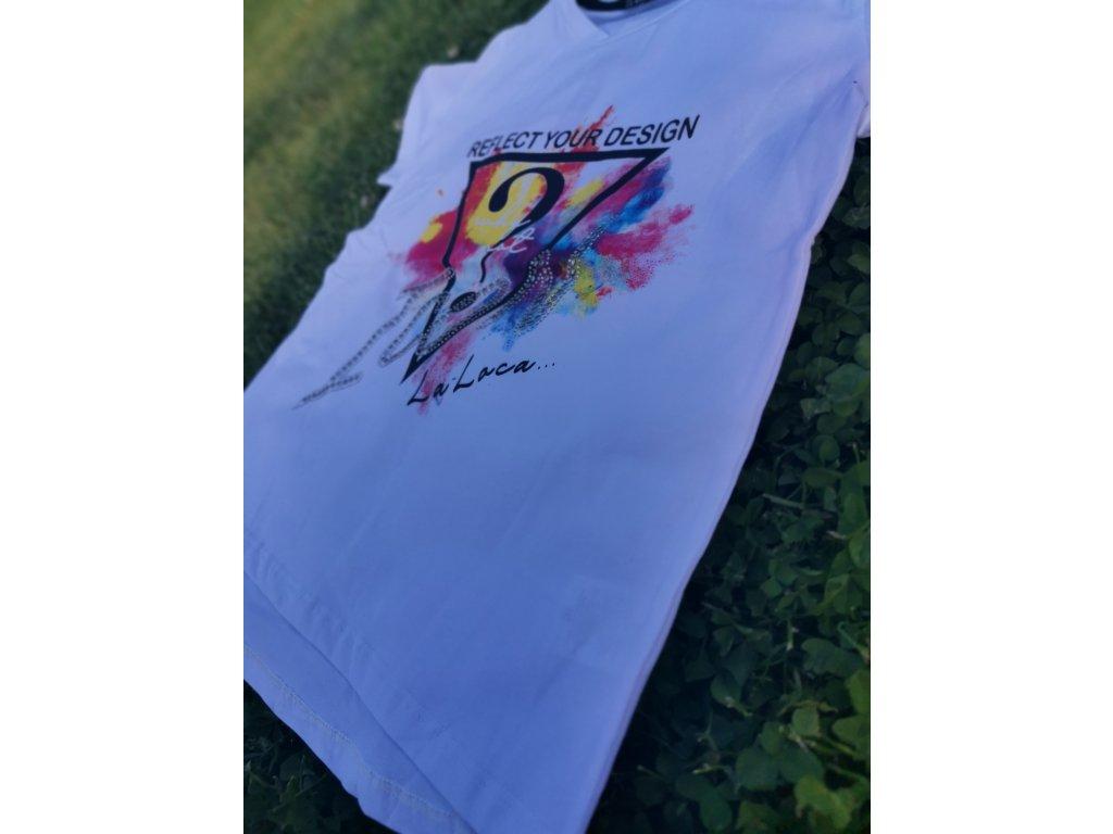 Tričko ICON / bílé