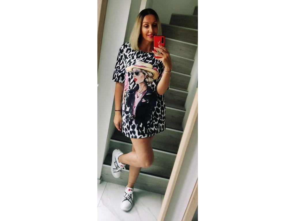 TUNIKA letní SELFIE
