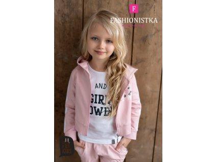 Fashionistka: SET letní GIRL POWER růžový