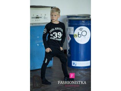 Fashionistka: SET cool ALL FOR KIDS černý