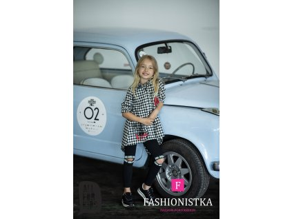 Fashionistka: LEGÍNY boss ALL FOR KIDS černé